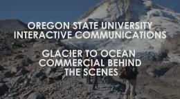 Oregon State University Commercial - Behind the Scenes
