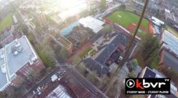 KBVR presents: A view from above. What the MU Crane sees